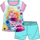 Frozen pyjama - maat 104 - shortama