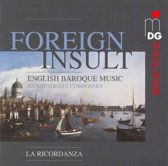 Foreign Insult: English Baroque Mus