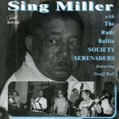 Sing Miller With the Rudy Balliu Society Serenaders