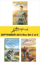 Love Inspired September 2015 - Box Set 2 of 2