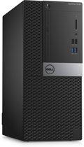 DELL OptiPlex 3040 Zesde generatie Intel® Core™ i5 i5-6500 4 GB DDR3L-SDRAM 500 GB HDD Zwart Mini Toren PC