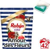 Robijn DuoCaps Amour Wasmiddel - 42 wasbeurten - 3 x 14 stuks