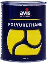 Avis Polyurethane Mat Blanke Lak - 250 ml