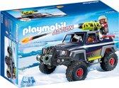 Playmobil Action: Sneeuwterreinwagen Met Ijspiraten (9059)
