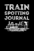 Train Spotting Journal