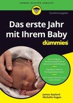 Das erste Jahr mit Ihrem Baby für Dummies