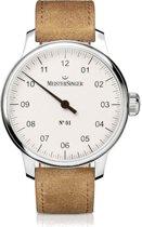 MeisterSinger Mod. AM3301 - Horloge
