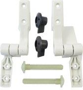 Jabsco 29098-1000 Scharnieren voor compacte Toiletpot