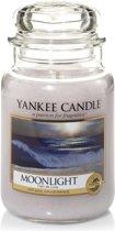 Yankee Candle Moonlight - Large Jar