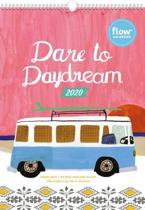 Dare to Daydream Wall Calendar 2020