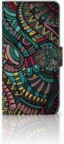 Sony Xperia XZ3 Bookcase Design Aztec