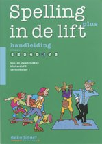 Spelling in de lift Plus Niveau 6 Handleiding