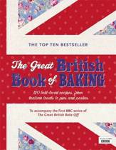 The Great British Book Of Baking, Theatime Treats To Pies And Pasties,