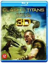 Clash Of The Titans (2010) (3D & 2D Blu-ray)