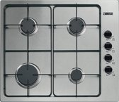 Zanussi ZGG62414XA Inbouw Kookplaat (58cm)