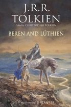 Omslag van 'Beren and Luthien'