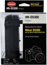 HN-D5300 Infrapro Batterygrip Nikon