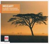 Mozart: Klarinettenkonzert; Sinfonia Concertante