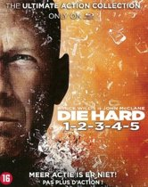 Die Hard 1 t/m 5 (Blu-ray)