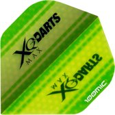 XQ-Max Darts flight GROEN clear