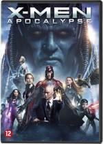 DVD cover van X-MEN: Apocalypse