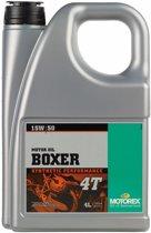 Motorex Boxer 4T 5W/40-4 Liter