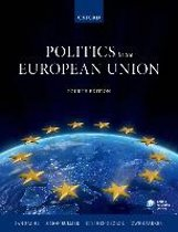 Boek cover Politics in the European Union 4e van Ian Bache (Paperback)