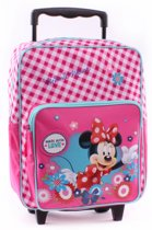 Minnie Mouse Art Class - Kinderkoffer - Roze