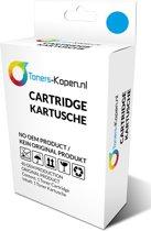 Canon CLI-521 CLI 521 2934B001  alternatief - compatible inkt cartridge voor Canon CLI 521 cyaan Toners-kopen_nl
