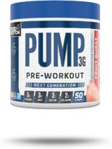 Applied Nutrition PUMP 3G ZERO - Fruit Punch