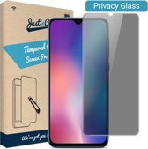 Just in Case Privacy Tempered Glass Xiaomi Mi 9 SE Protector - Arc Edges