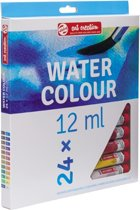 Talens Art Creation aquarel 24 tubes 12ml