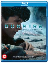 DVD cover van Dunkirk (Blu-ray)
