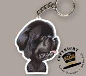 Sleutelhanger Hond Newfoundlander