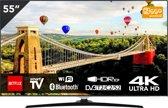 """Hitachi 55HK6500 LED 4K Ultra HD Smart TV 55"""""""