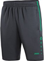 Jako Active Trainingsshort - Shorts  - grijs donker - 128
