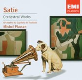 Michel Plasson - Satie: Orchestral Works