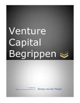 Venture Capital Begrippen