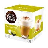 NESCAFÉ® Dolce Gusto® Cappuccino koffie cups - 3x8x2 capsules