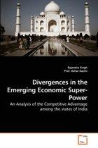 Divergences in the Emerging Economic Super-Power