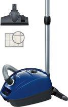 Bosch BGL3B110 - Stofzuiger met zak - Blauw