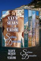 Navy SEALs of Valor Bundle Books 1-4