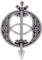 Chalice Well Broche , keltische broche van St Justin