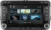 DVN N7 Navigatie Volkswagen dvd parrot carkit usb TMC DAB+