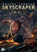 DVD cover van Skyscraper