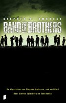 Boek cover Band of Brothers van Stephen E Ambrose (Paperback)