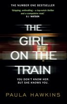 Omslag van 'The Girl on the Train'