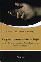 Zorg Voor Dementerenden In Belgie