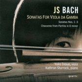Sonatas For Viola De Gamba