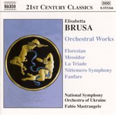 21st Century Classics - Brusa: Orchestral Works Vol 1 / Mastrangelo et al